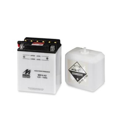 Batterie Tradizionali ad acido libero serie MB